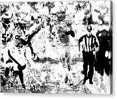 Colin Kaepernick 4c Acrylic Print