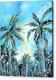 Collection. Art For Health And Life. Painting 1 Acrylic Print