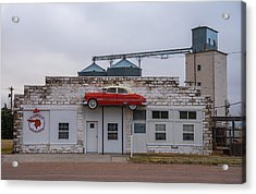 Collyer Bar Acrylic Print by Darren White