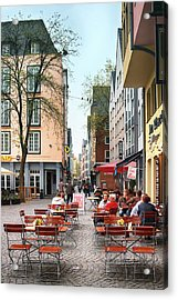 Cologne Koln, Germany Acrylic Print