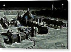 Colony - Da Acrylic Print by Leonardo Digenio