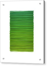 Color And Lines 2 Acrylic Print
