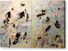 Color Cape May Vivaldi Acrylic Print by Vladimir Vlahovic