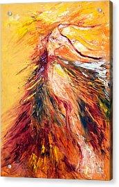 Color Dance Acrylic Print
