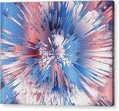 Dramatic Coloratura Soprano Acrylic Print
