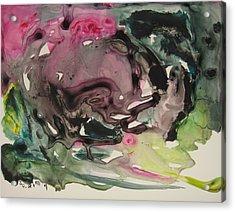 Color Fever 115 Acrylic Print by Seon-Jeong Kim