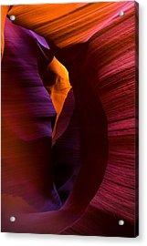 Color Portal Acrylic Print
