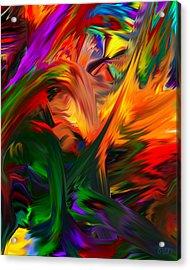 Color Reality B4 Acrylic Print