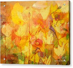 Color Sinfonia Acrylic Print