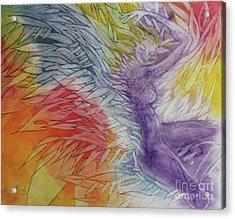 Color Spirit Acrylic Print