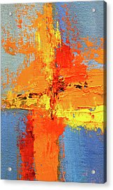 Color Splash 2 Acrylic Print