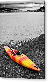 Color Splash Acrylic Print