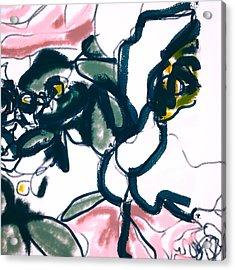 Color Study II Acrylic Print