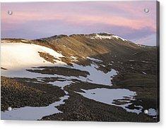 Colorado 14er Mt. Sherman Acrylic Print