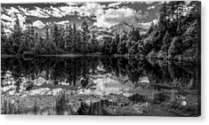 Colorado Calm Acrylic Print by Jon Glaser