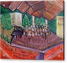 Colorado Childrens Chorale Acrylic Print