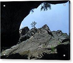 Colorado Mountain 2 Acrylic Print by Bruce Miller