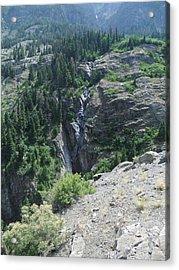Colorado Mountain 6 Acrylic Print by Bruce Miller