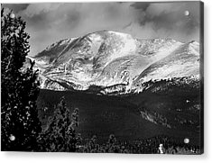 Colorado Mountains Acrylic Print