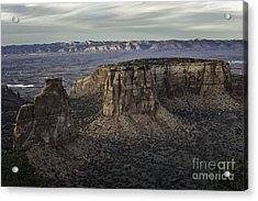 Colorado National Monument 2 Acrylic Print