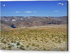 Colorado River In Arizona Acrylic Print by RicardMN Photography