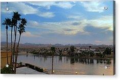 Colorado River View Acrylic Print