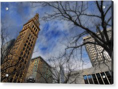 Colorado Sky Acrylic Print