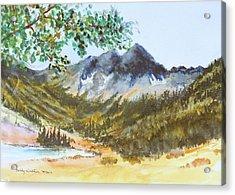Colorado Wilderness Acrylic Print