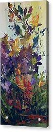 Colorburst Acrylic Print