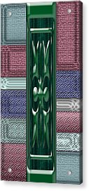 Colorful Abstract 6 Acrylic Print by Aimee L Maher Photography and Art Visit ALMGallerydotcom