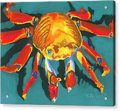 Colorful Crab II Acrylic Print