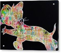 Colorful Acrylic Print