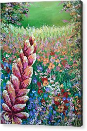 Colorful Day Acrylic Print