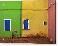 Colorland Acrylic Print by Jure Kravanja