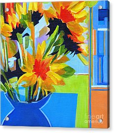 Colors Always On My Mind Acrylic Print
