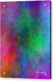 Colors Acrylic Print
