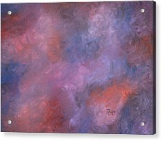 Colors Acrylic Print by Guillermo Mason