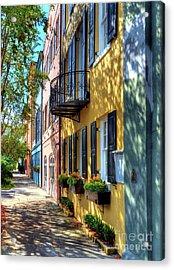 Colors Of Charleston 5 Acrylic Print