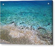 Colors Of Cyprus  Acrylic Print