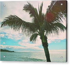 Colors Of Hawaii Acrylic Print by JAMART Photography