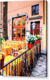 Colors Of Italy # 5 Acrylic Print