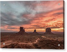 Acrylic Print featuring the photograph Colors Of The Past by Jon Glaser
