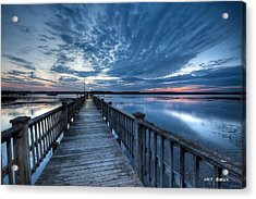 Colors Of The Wando Acrylic Print