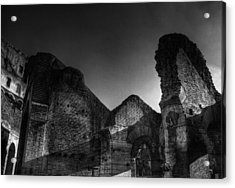 Coloseo 1 Acrylic Print by Brian Thomson