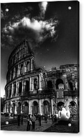 Coloseo 2 Acrylic Print by Brian Thomson