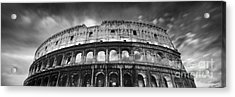 Colosseum - Rome Acrylic Print by Rod McLean