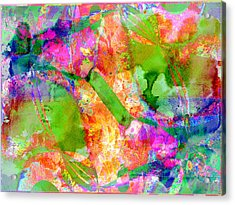 Colour Acrylic Print by Contemporary Art