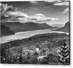 Columbia River Gourge Acrylic Print