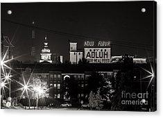 Columbia Skyline Acrylic Print