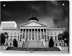 Columbia South Carolina State House Acrylic Print
